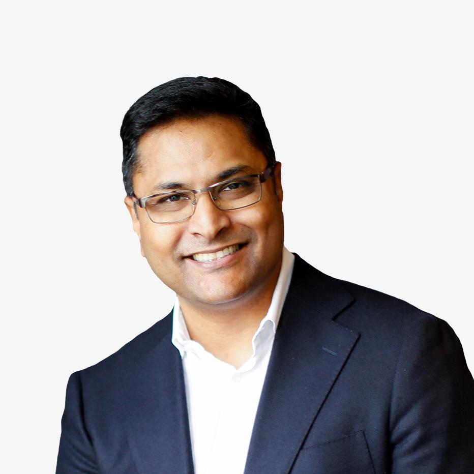 Sanjay Nair headshot