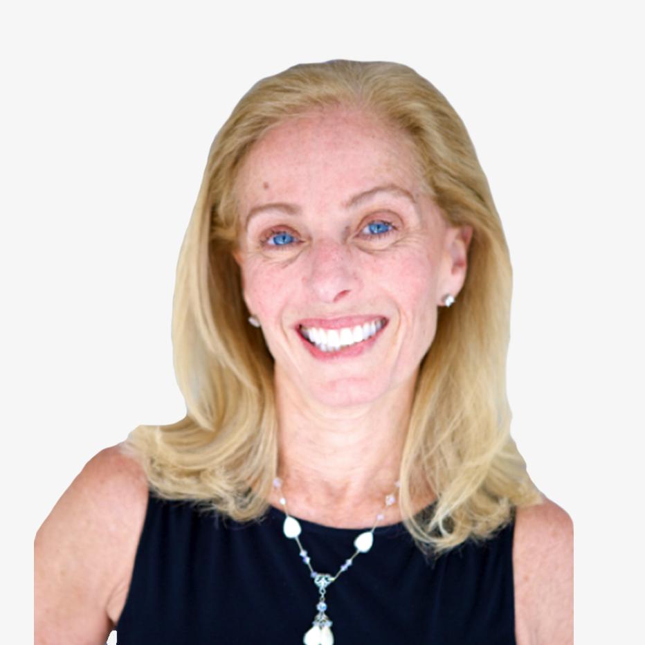 Susan Isenberg headshot